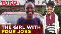 The Girl With Four Jobs