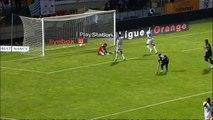 17/05/08 : Mickaël Pagis (48') : Nancy - Rennes (2-3)