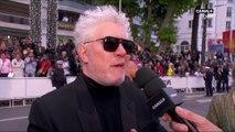 """Pedro Almodóvar """"Cannes, c'est le public le plus chaleureux que je connaisse"""" - Cannes 2019"""