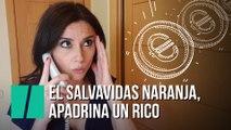 """""""Apadrina a un rico"""", por Marta Flich"""