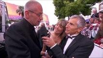 Laurent Weil et Nagui font des étincelles sur le tapis rouge - Cannes 2019