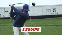 Brooks Koepka, les secrets de sa puissance - Golf - USPGA