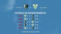 Previa partido entre CP Valdivia y Castuera Jornada 38 Tercera División