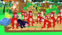 Le Livre de la Jungle + Le Petit Chaperon Rouge - 2 dessins animés pour enfants - 18 minutes