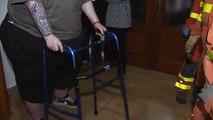 Teo recupera la salud después de la operación con la que ya ha perdido 100 kilos