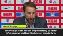 (Subtitled) Southgate names Kane in England squad for UEFA Nations League despite injury
