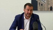 """Salvini diz mais """"pró-europeu"""" do que os """"pró-europeus"""""""