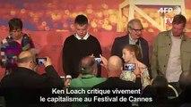 Cannes: Ken Loach dénonce toujours les dérives du capitalisme