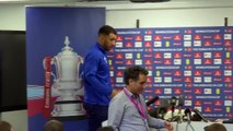 Troy Deeney looks ahead to Watford's FA Cup final against Manchester City