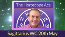 Sagittarius Weekly Horoscope from 20th May - 27th May 2019