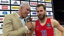 Post-game interview: Sergio Rodriguez, CSKA Moscow