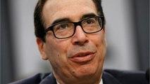 U.S. Treasury's Mnuchin Rejects House Subpoena For Trump Tax Returns