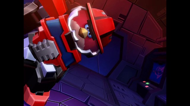 Angry Birds: Transformers - Rescuing Sentinel Prime