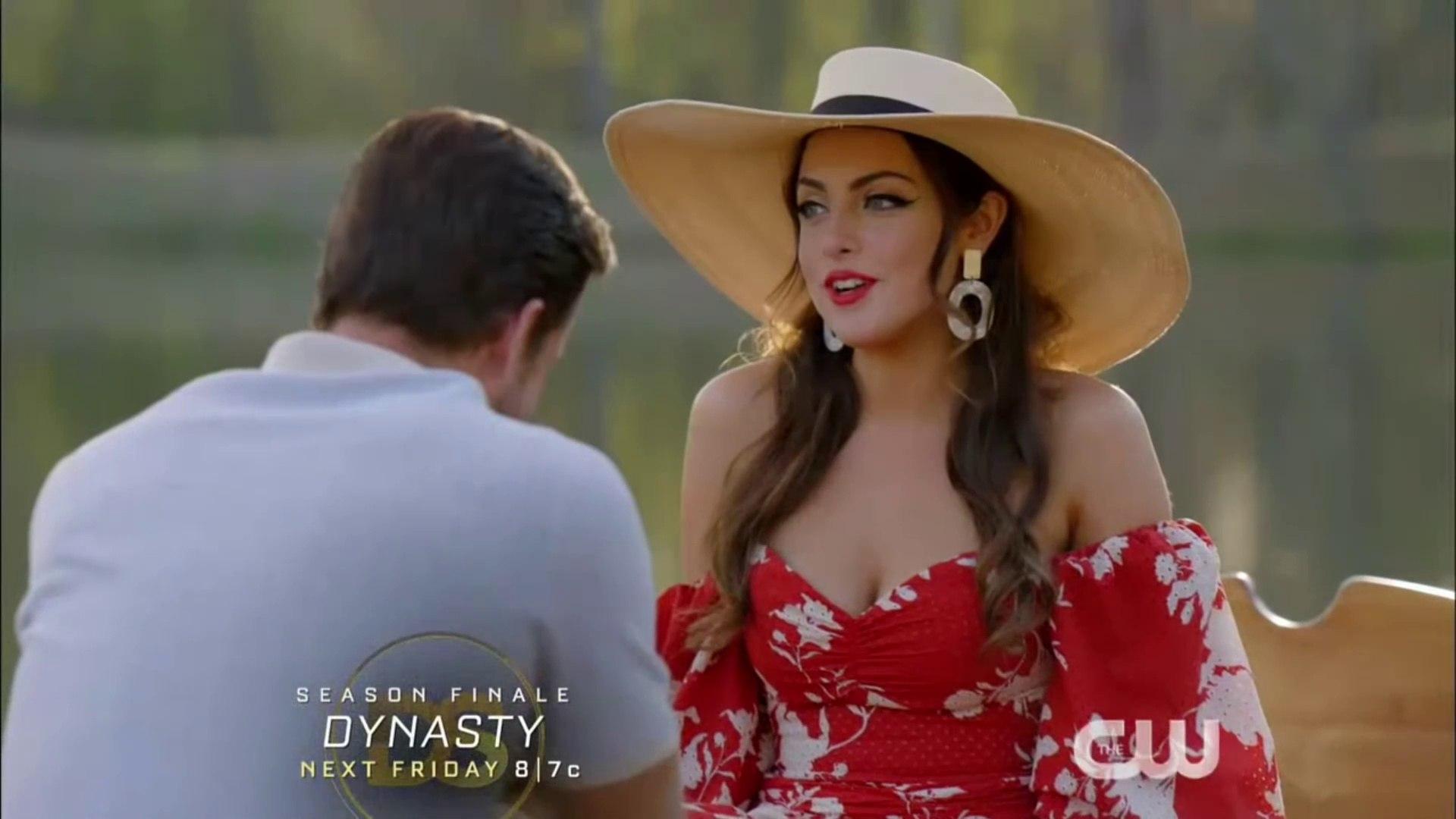 Ana Brenda Contreras Sex Video dynasty s02e22 deception, jealousy, and lies - season finale