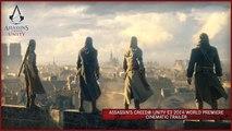 Assassin's Creed Unity - Trailer cinématique
