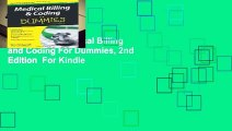 Full E-book  Medical Billing and Coding For Dummies, 2nd Edition  For Kindle