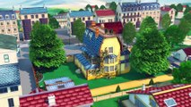 LE PIQUE-NIQUE EXPRESS Dessins animés 2018 Zou en Français