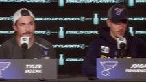 Reaction to St. Louis Blues v. San Jose Shark Western Finals Game 4