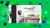 Full E-book  Magnolia Table: A Collection of Recipes for Gathering  Best Sellers Rank : #1