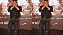 Salman Khan says thanks to his fans for love & support for Bharat | FilmiBeat