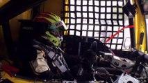 Tour du circuit Paul Ricard à bord du Camion de Grand prix  du champion Anthony Janiec