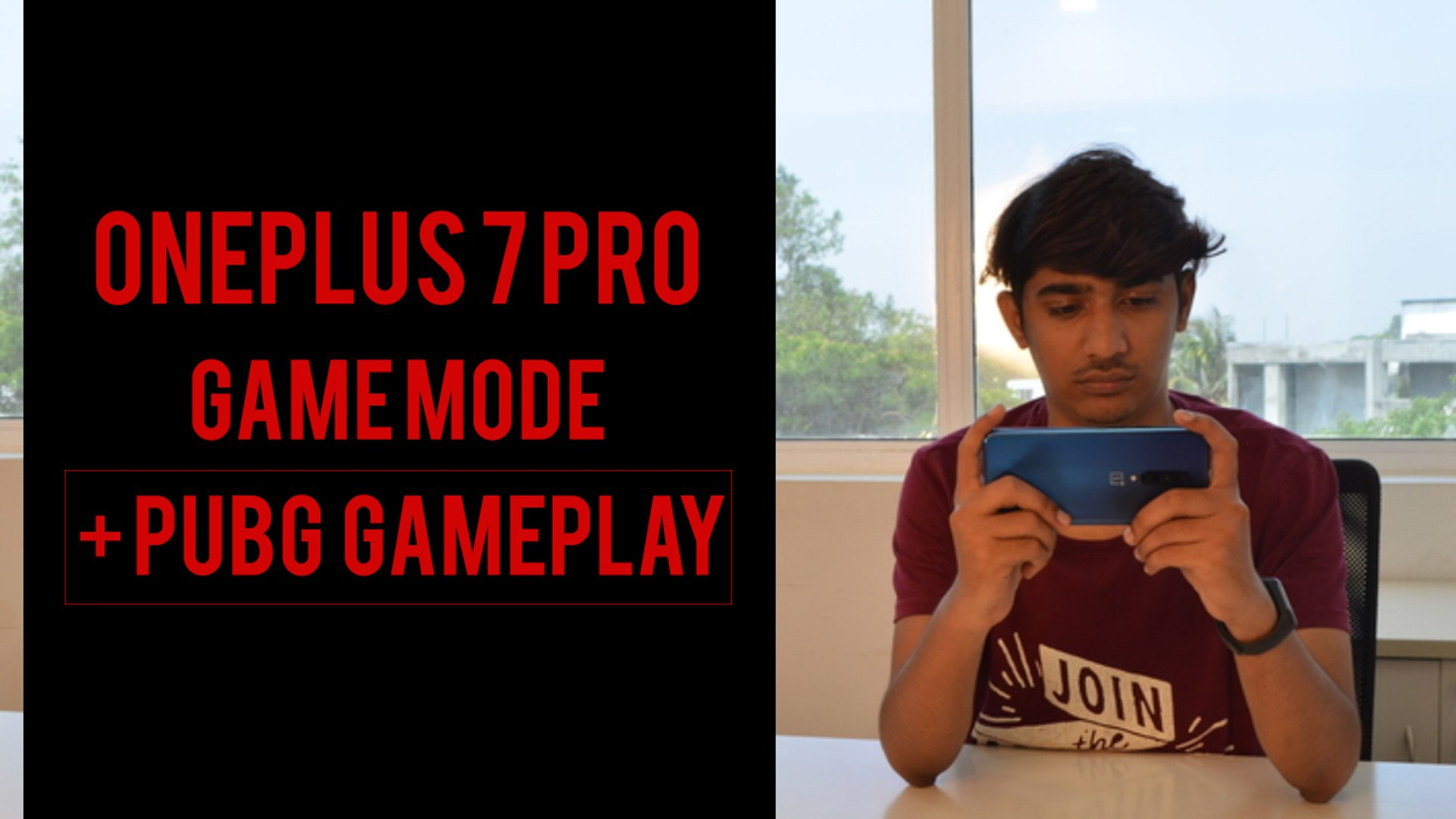 OnePlus 7 Pro gaming review on Fnatic gaming mode