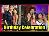 Shivangi Joshi rings in her birthday with Mohsin Khan, Surbhi Chandna, Aditi Bhatia