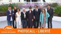 LIBERTE  - Photocall - Cannes 2019 - EV