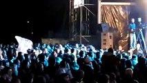 Les Wampas en clôture de la première soirée du Bock Sons à Valentigney
