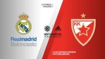 EB ANGT Finals Highlights: U18 Real Madrid - U18 Crvena Zvezda mts Belgrade