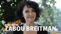 Rencontre cannoise avec Zabou Breitman