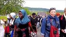 Marche contre le racisme et l'antisémitisme