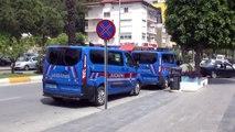 Yol verme kavgası - Gözaltına alınan 3 zanlı tutuklandı - ANTALYA
