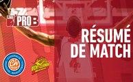 PRO B : Roanne vs Vichy-Clermont (J33)