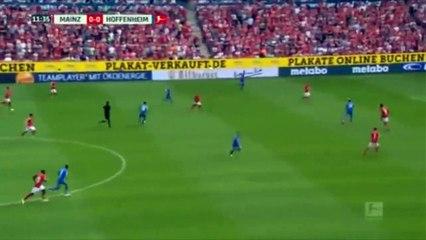 Ishak Belfodil buteur face à Mainz 05