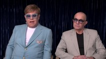 Rocketman: Elton John & Bernie Taupin Talk Rocketman