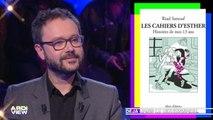 Riad Sattouf, la vraie histoire derrière les Cahiers d'Esther - Les Terriens du Samedi - 18/05/2019