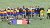 REPLAY ANDORRA / SERBIA - RUGBY EUROPE CONFERENCE 2 SOUTH 2018 / 2019