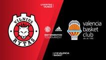 EB ANGT Finals Highlights: U-18 Rytas Vilnius - U18 Valencia Basket