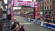 Cyclisme - 4 Jours de Dunkerque - Mike Teunissen remporte la 5e étape devant Clément Venturini