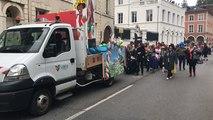 Le carnaval ambiance le centre-ville