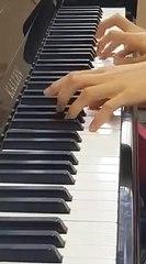 la Sonate pour piano nº 16 de Mozart.. mais de façon un peu particulière