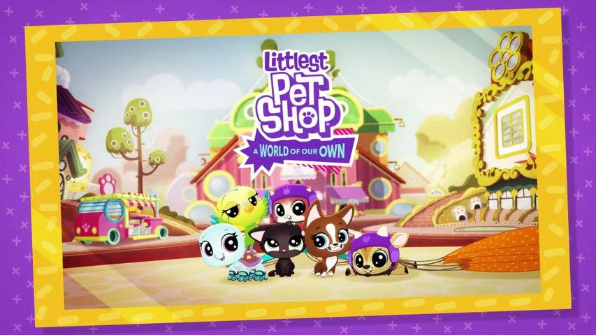 [S1.Ep8] Littlest Pet Shop - Un mondo tutto nostro - The Fast and Fur-ious