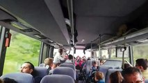 Vidéo du voyage vers Bordeaux