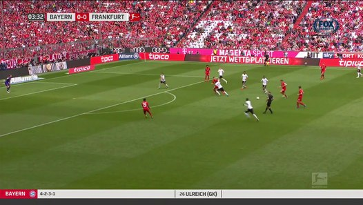 Bundesliga: Resumen Bayern 5-1 Frankfurt - video dailymotion