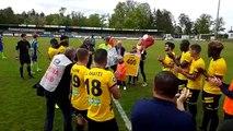 Football : 400e pour Olivier Robin avec Epinal qui met fin à sa carrière
