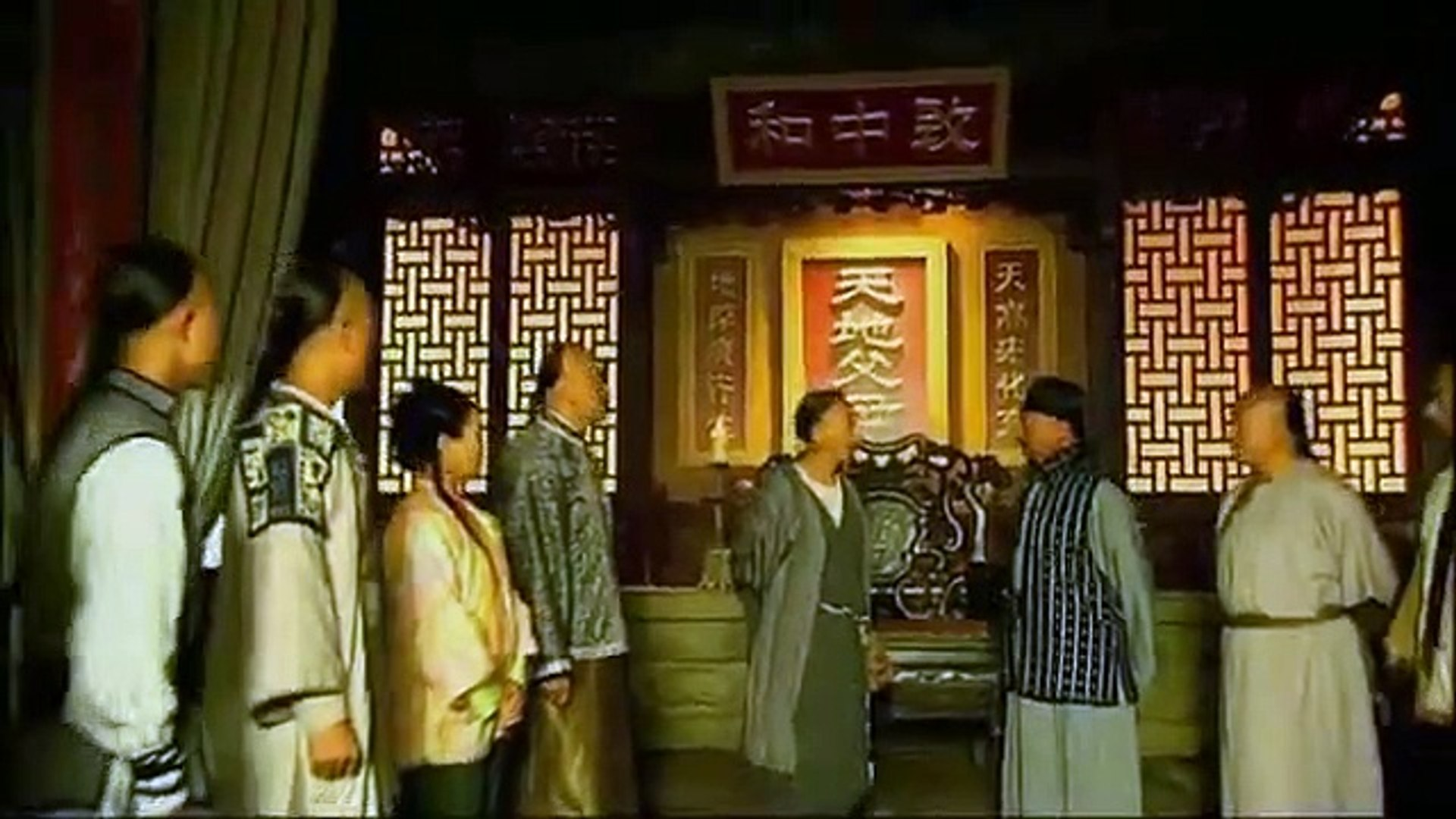 Anh Hùng Phương Thế Ngọc Tập 36 - Tập Cuối - VTV3 Thuyết Minh - Phim Trung Quốc - Phim Anh Hung Phuo