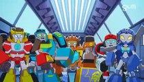 Transformers Rescue Bots Academy - Saison 1, Episode 18 Wedge mon héros