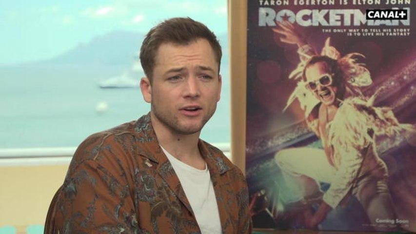 Le Pitch du Film Rocketman - Cannes 2019