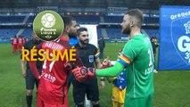 FC Sochaux-Montbéliard - Grenoble Foot 38 (3-1)  - Résumé - (FCSM-GF38) / 2018-19